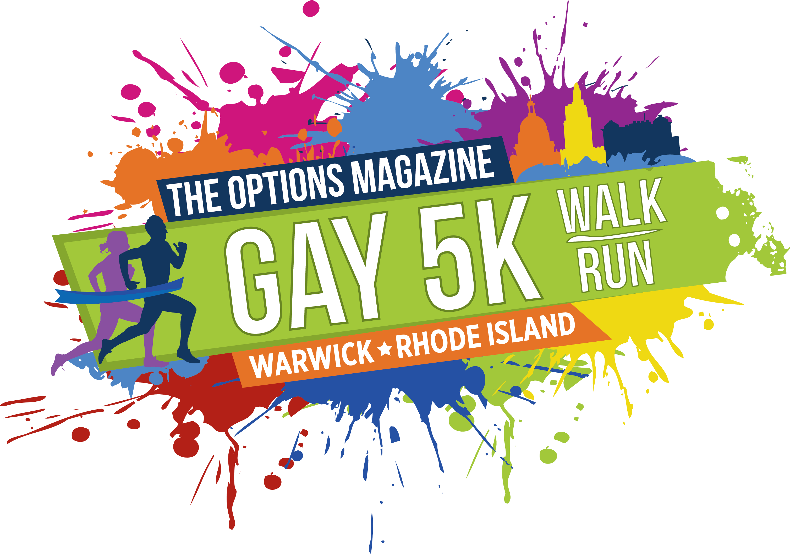 The Gay 5K Run/Walk